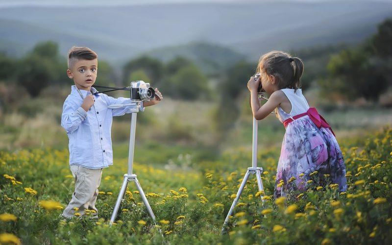 Kinder Fotoshootings
