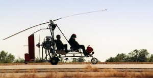 Gyrocopter selbst fliegen
