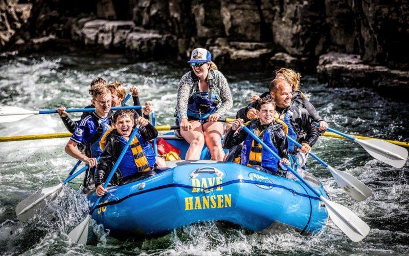 Rafting Abenteuer