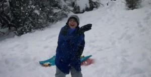 Schneeerlebnisse