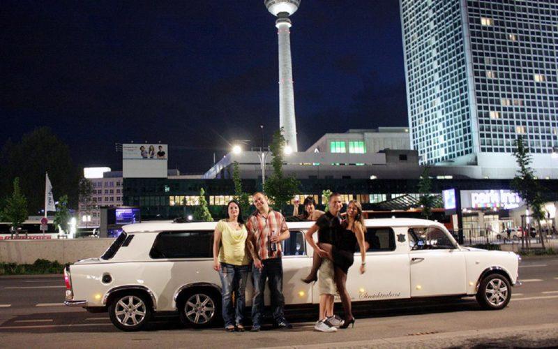 Trabi XXL in Berlin