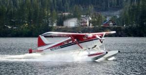 Wasserflugzeug Rundflug