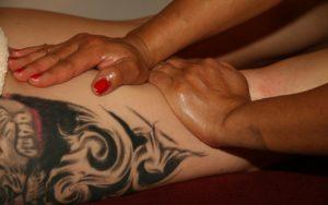 Abyanga Massagen