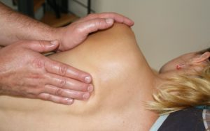 Aromaöl Massagen