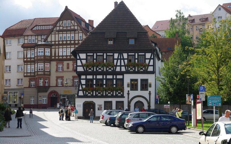 Erlebnisse Eisenach