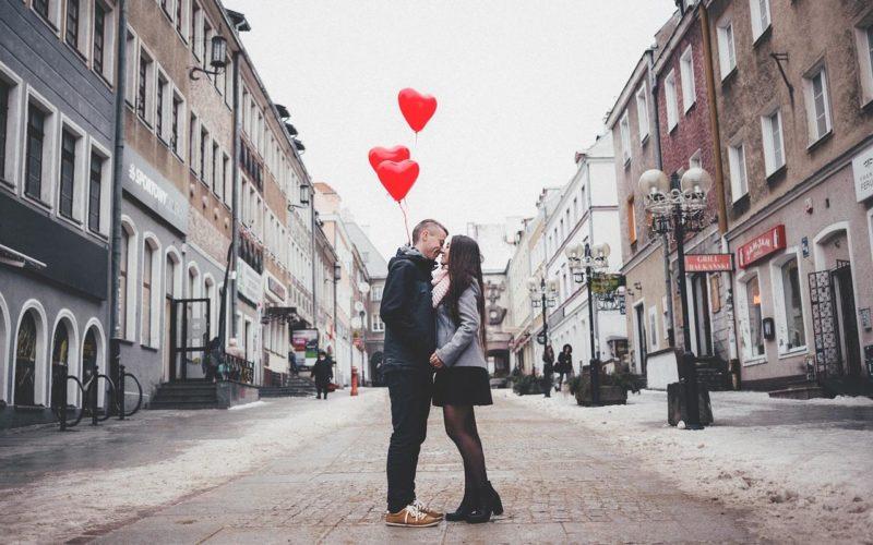 Erlebnisse Valentinstag