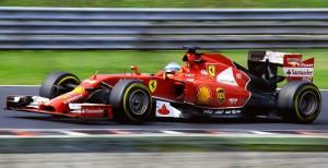Formelwagen fahren