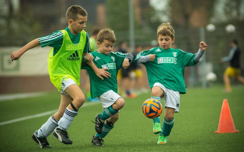 Fußball Feriencamp