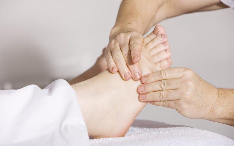 Fußmassagen