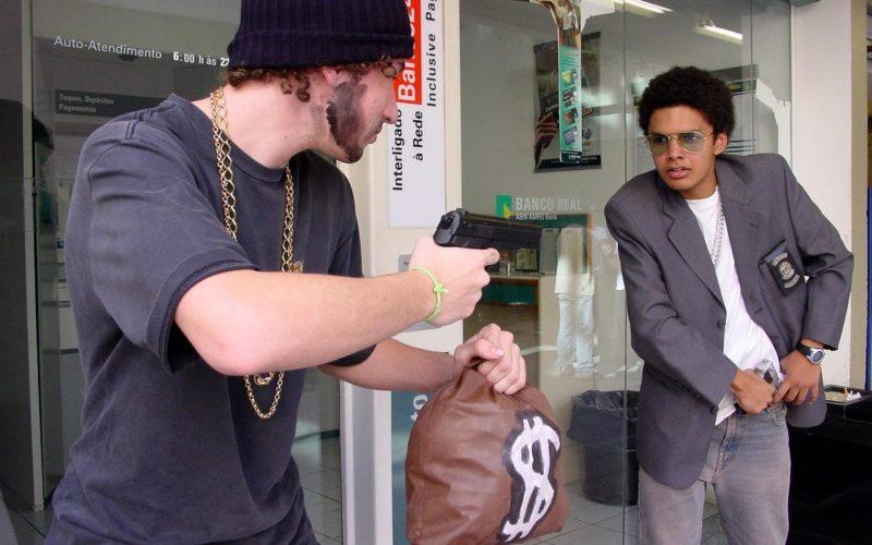 Gangsterdinner