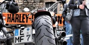 Harley Touren