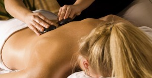 Hot Stone Massagen