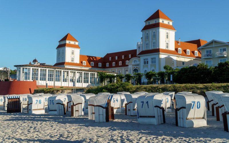 Strandurlaub Rügen