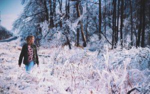 Winter Outdoor Aktivitäten