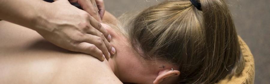 Massage geniessen