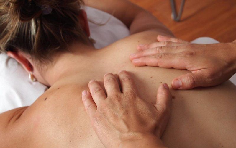 Massage geniessen