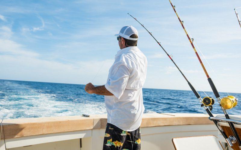 Freizeit angeln